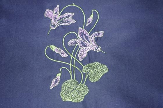 Ciklamene violetā